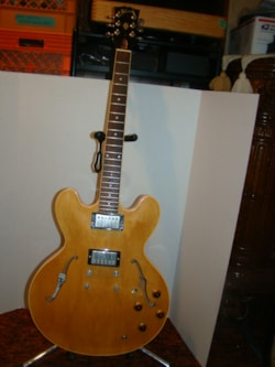 ~1988 Gibson ES-335-Dot/needs new truss rod/SOLD AS IS!!