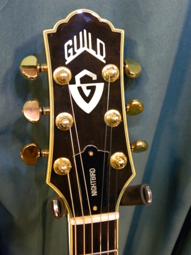 1988 Guild Nightbird II Amber