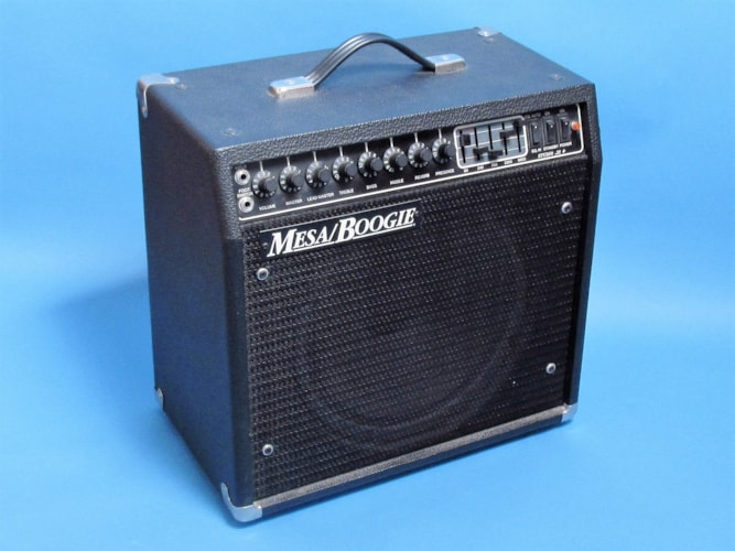 1988 Mesa Boogie Studio 22 Black, Near Mint, $695.00