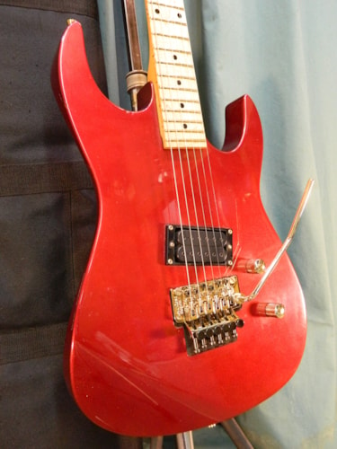 ~1989 B.C. Rich The Out Law Candy Apple Red