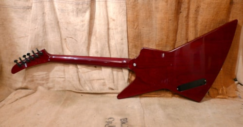 1989 Gibson Explorer Cherry Red