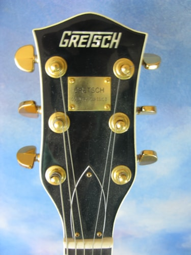 1989 Gretsch Country Classic II 6122 (1962 Reissue) Walnut, Excellent, Hard