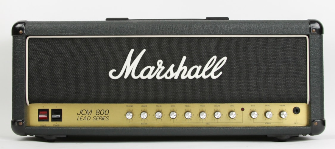 1989 Marshall JCM 800 2205 50 Watt Head Excellent, $1,299.00