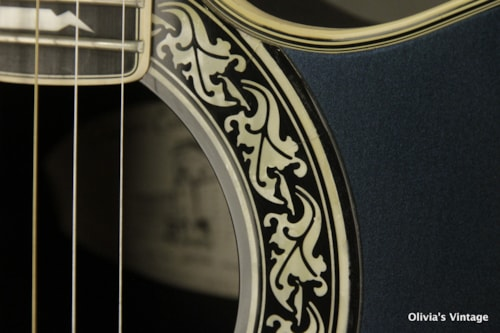 1989 Ovation Collector's Series BLUE PEARL!!!