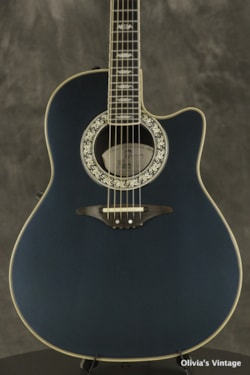 1989 Ovation Collectors Series