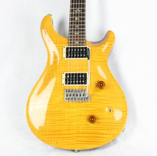 1989 Paul Reed Smith 1989 PRS Custom 24 Vintage Yellow! Brazilian Rosewood 10 top! Paul Reed Smith Birds 1980's Excellent $3,799.00