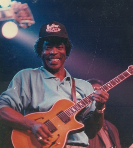 1990 Baseball CAP Buddy Guy