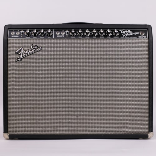 1990 Fender® '65 Reissue Twin Reverb® 2x12 combo Very Good, $899.00