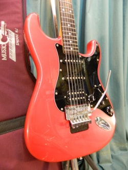~1990 Fender Contemporary Stratocaster HSS