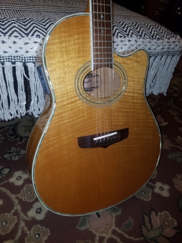 1990 Fender Montara Acoustic/Electric
