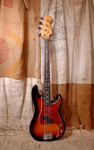1990 Fender Precision Bass (1962 Reissue)