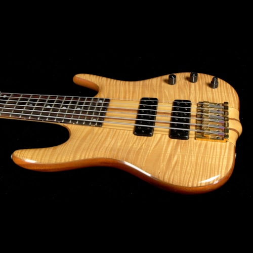1990 Ken Smith BT6 6-String Bass 1990 Excellent, $3,999.00
