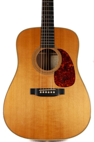 1990 Martin HD-28 BLE Limited Edition #81 of 100 Natural