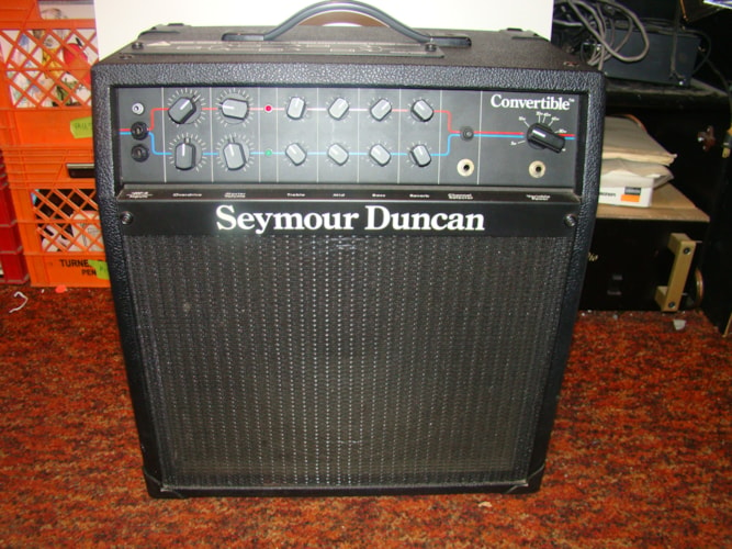 1990 Seymour Duncan Convertible 100  Excellent, $850.00