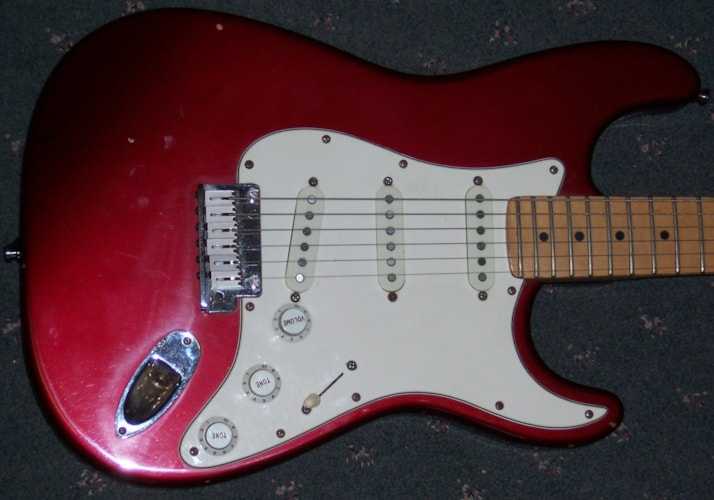 1991 Fender® Stratocaster® CAR, Very Good, GigBag, $895.00