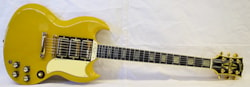 1991 Gibson 30th Anniv.'61Reissue SG/Les Paul
