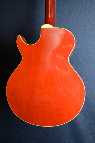 1991 Gibson HOWARD ROBERTS FUSION Red, Excellent, Original Hard, $1,699.00