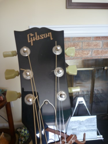 1991 Gibson J30 natural, Excellent, Original Hard, $850.00
