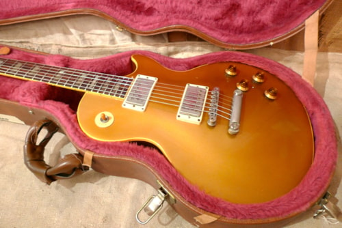 1991 Gibson  Les Paul Classic All Gold