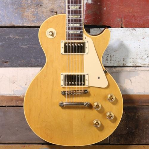 1991 Gibson Les Paul Standard LE Natural