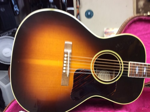 1991 Gibson Nick Lucas KOA  Sunburst, Near Mint, Original Hard