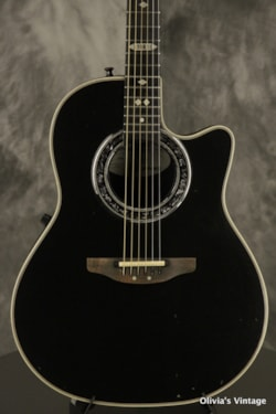 1991 Ovation '91 Collector's Series 25 Year Anniversary