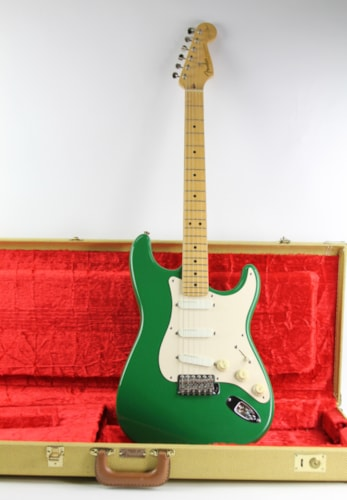 1992 Fender® Eric Clapton Stratocaster® 7up Candy Green, Near Mint, Original Hard, $1,799.00
