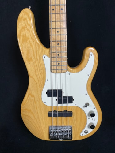 1992 Fender Precision Plus Natural
