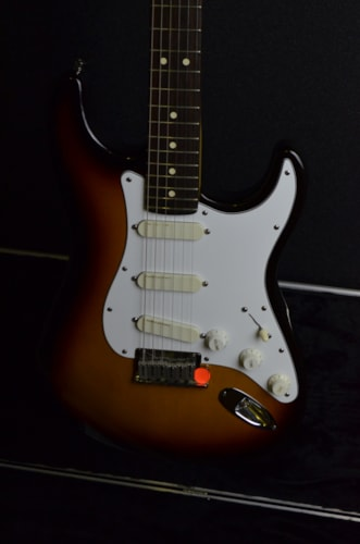 1992 Fender Stratocaster Plus Sunburst