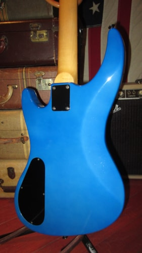 1992 Guild Pilot Bass Blue, Excellent, GigBag, $795.00