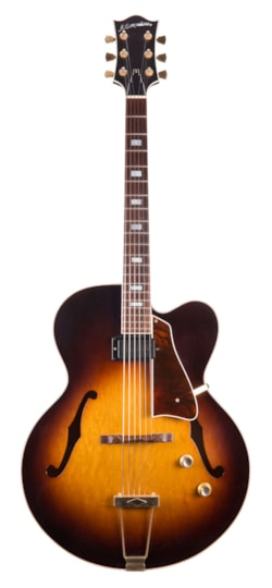 1992 Mark Campellone Archtop