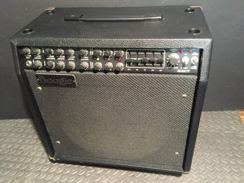 1992 Mesa Boogie 1992 Mesa Boogie Mark IV Four 85 Watt Mint, Call For Price!