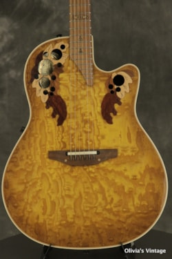 1992 Ovation Collector's Series