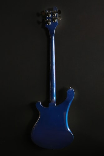 1992 Rickenbacker 4003 Midnight Blue