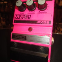 1993 DOD FX59 Thrashmaster Distortion