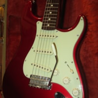1994 Fender '62 Re-Issue Stratocaster