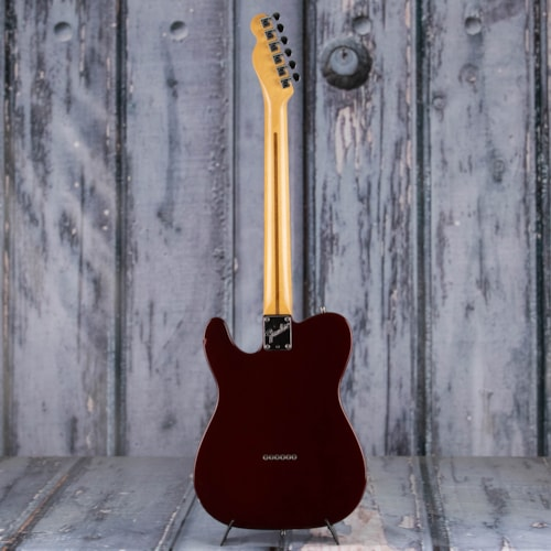 Used 1993 Fender American Standard Telecaster, Midnight Wine