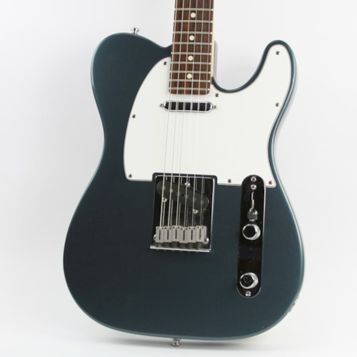 1993 Fender American Standard Telecaster Gunmetal Blue, Very Good, Hard, $999.00