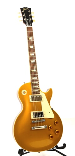 1993 Gibson Custom Shop R7 Les Paul Reissue(Tom Murphy) Goldtop, Near Mint, Original Hard