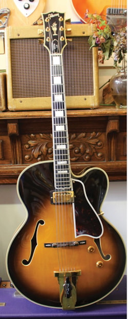 1993 GIBSON L-5CES Wes Montgomery