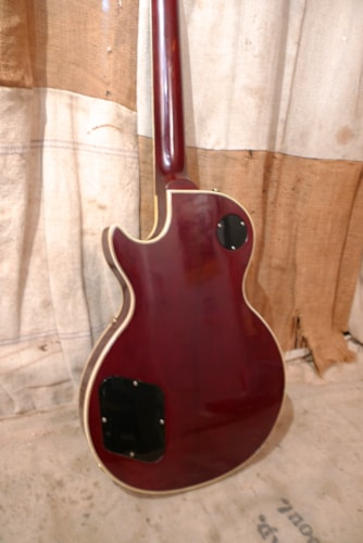 1993 Gibson Les Paul Custom Oxblood