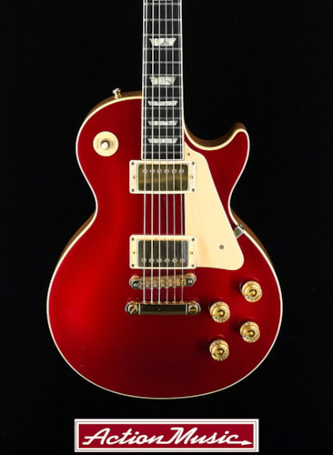 1993 Gibson Les Paul Standard Candy Apple Red Excellent Original Hard $1,899.00