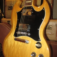 1993 Gibson Limited Edition Korina SG Standard #149 of 500
