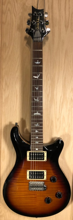 1993 Paul Reed Smith Custom 24 10 Top