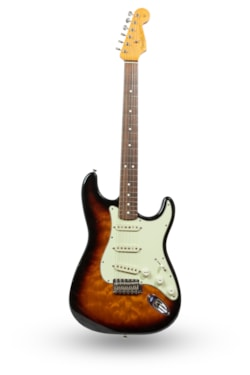 1994 Fender '62 Stratocaster Guitar Center 30th Anniversary