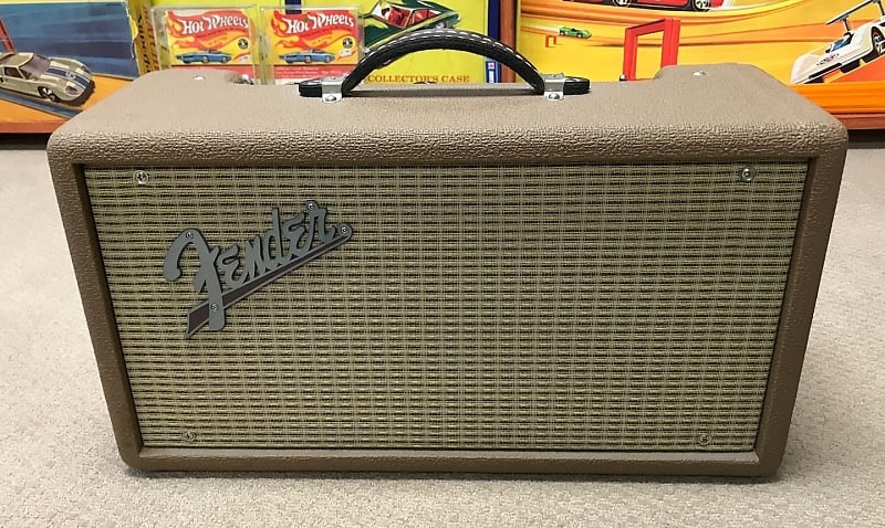 1994 Fender '63 Reverb Unit Reissue (1963 reissue) Brown