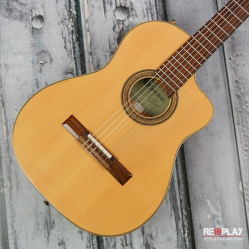 1994 Giannini Giannini 1994 Classical Flat Series Very Good, $229.99