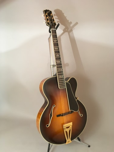 "1994 GILCHRIST 16"" Archtop Cremona Brown Sunburst, Near Mint, Original Hard"