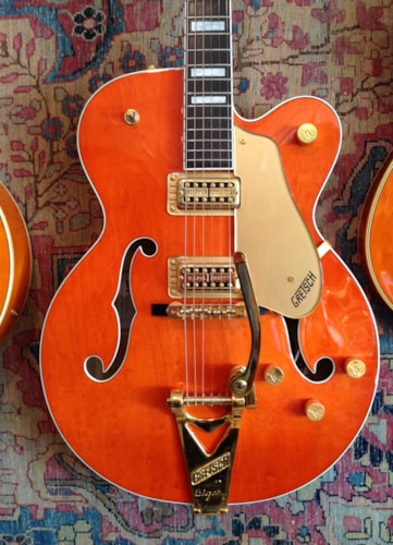 1994 Gretsch 6120  (Pre Fender) Mint, Original Hard, Call For Price!