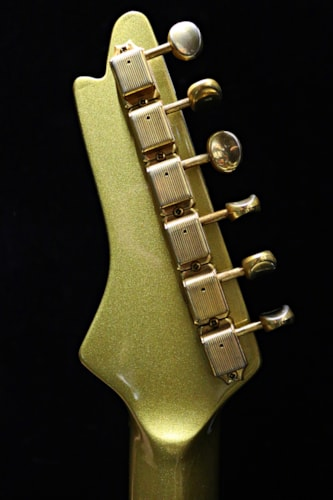 1994 Philippe Dubreuille ZZ Top 001 Gold, Mint, Original Hard, Call For Price!